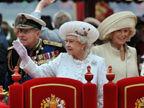 英国民众庆祝女王登基60周年钻石禧年