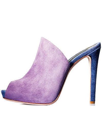 浮夸or美丽 麦昆设计师创意高跟鞋
