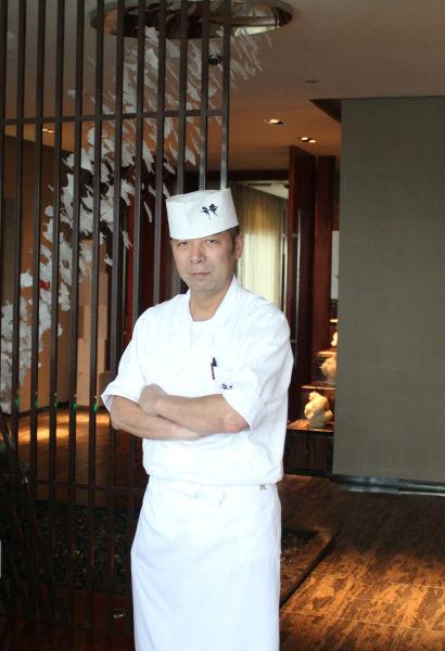 厦门顶尖寿司职人:日航酒店料理长中岛一之专访