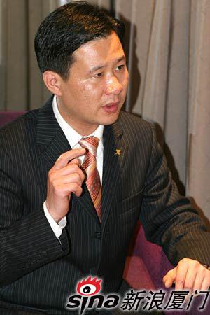 特步集团董事局主席