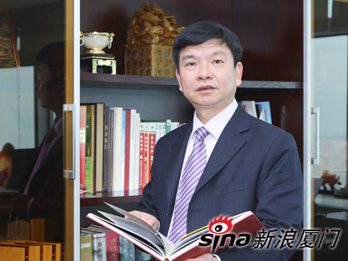 厦门恒兴集团董事长:柯希平