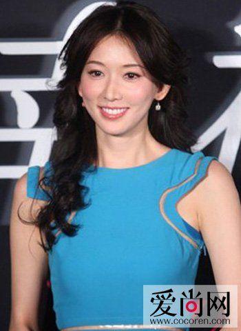 台湾第一大美女林志玲百变妆容