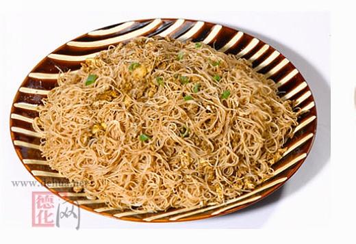 5.姜脯炒米粉