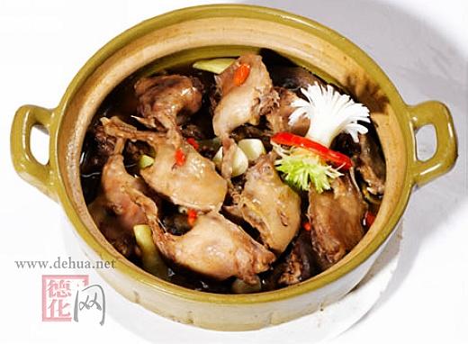 10.米酒煲竹鼠