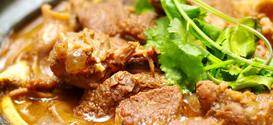 暖心温胃的豪情羊肉宴