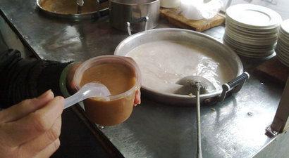 八市口麦奶