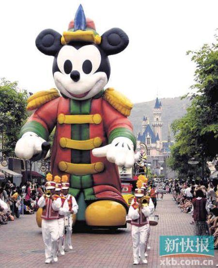 香港迪士尼明起提价 最高涨幅达17%