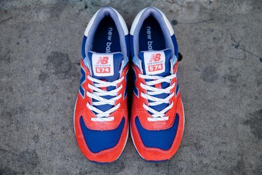 新百伦530鞋带系法步骤图解