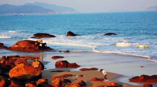 东山岛马銮湾风景区; 东海明珠 漳州东山岛自助游全攻略