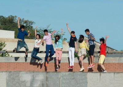 2PM成员尼坤厦门拍摄青春偶像校园剧