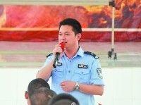 杨龙胜在讲学