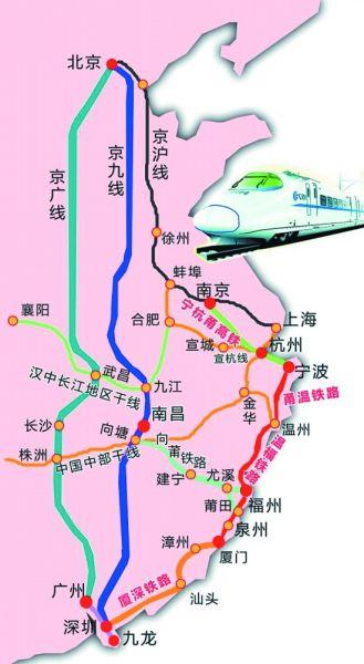 厦深高铁开通,市民出省又添一捷径。