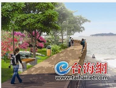 厦公路局昨介绍环岛路改造方案