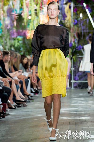Christian Dior 2014春夏成衣