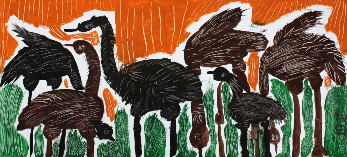 厦门银行两岸少年儿童绘画大赛
