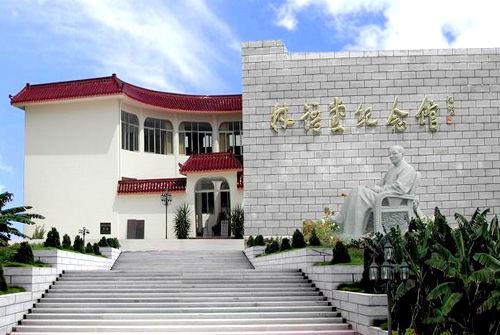 志诚湖风景区