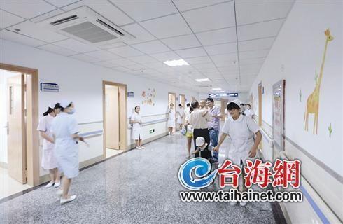 多地市将迎来暴雨 厦门儿童专科医院今开诊 复旦儿科名医坐镇(图)
