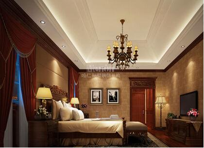 别墅设计主卧室