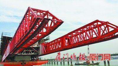高集海堤道路桥年底合龙 明年一月可走高集海堤