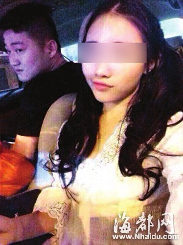 网友发布的郭某生前照片