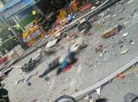 厦门小吃店爆炸 死亡人数上升到3人(组图)