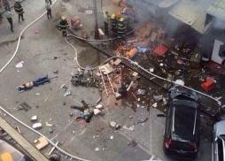 爆炸致4死多伤 事故初步确定为煤气爆炸