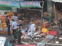厦门仅隔67天再发生餐馆爆炸 造成4死3伤(图)