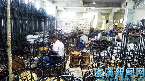 藤铁工艺产品生产