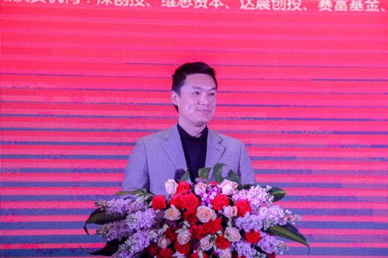 海西创富汇创会主席,福建大禹教育集团董事长严禹斌