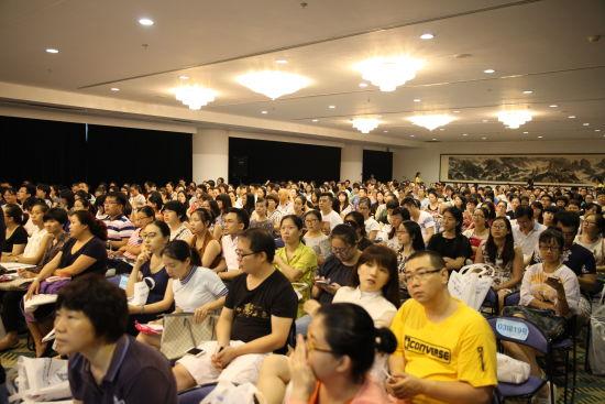 崔玉涛主题讲座在厦举办 解读带孩子看病N大误区