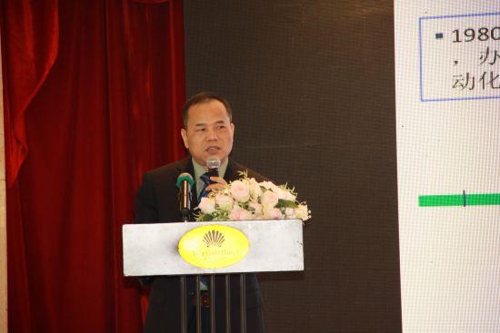 国务院发展研究中心研究员、信息中心研究处处长、著名电子政务和工业4.0专家李广乾博士