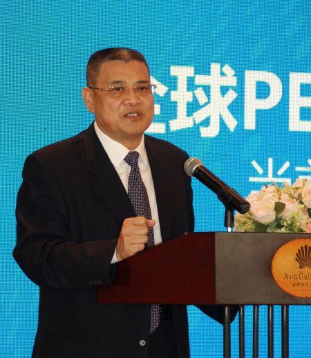 厦门市政府金融协调服务办公室主任丘筱文