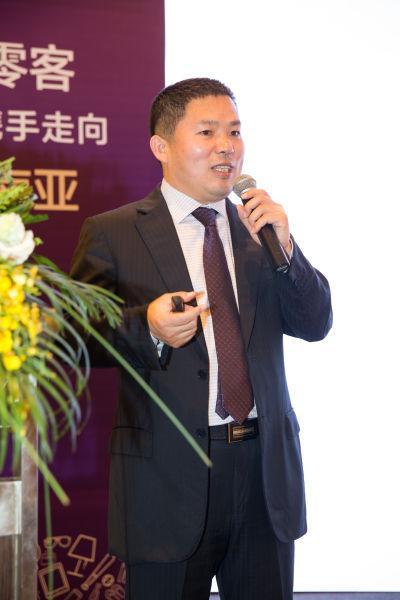 壹零客CEO代志华