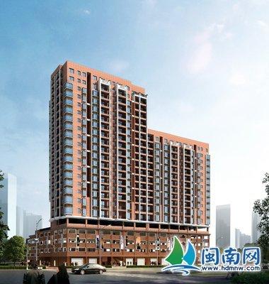 漳州首个公共停车楼开建 6层共500个车位(图)
