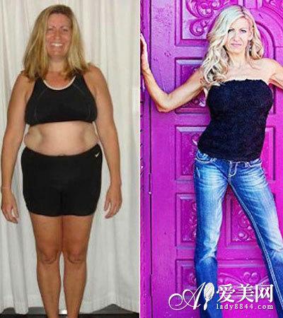 身材好到爆!10个减肥成功案例分享