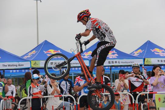 中国 平潭国际自行车公开赛在福建平潭岛顺利闭幕