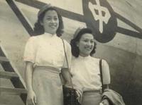 40年代中国空姐