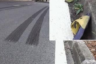 厦门12岁男孩辅道上被公交撞亡