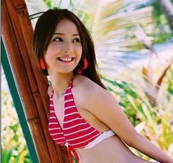 全球最美脸蛋佐佐木希