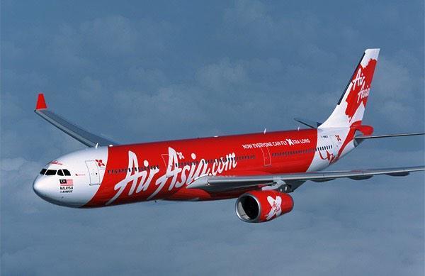 马来西亚亚航一架客机失联