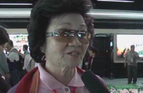 杨秀珍:海外晋江同乡会促进晋江人团结发展