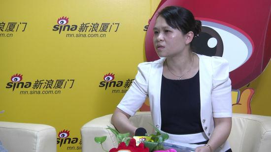新浪厦门名医堂第一期:郑丽梅谈飞秒激光治疗近视眼
