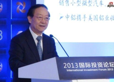 前工信部部长李毅中:中国企业应与合作伙伴互利共赢走出去