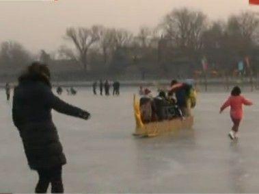 两城市申办冬奥会 北京冰雪市场初具规模