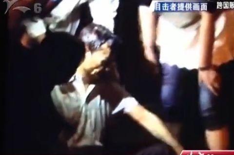 广场舞大爷因地盘纠纷遭街舞青年棍棒围殴
