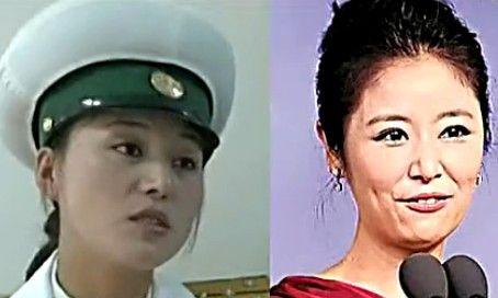 朝鲜美女交警似林心如 见金正恩流泪