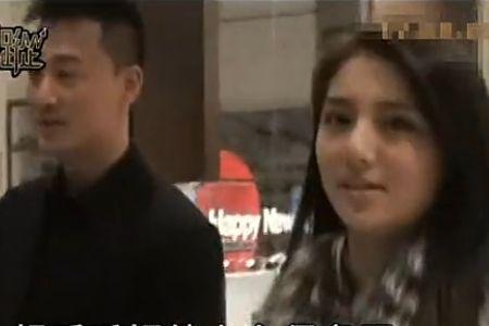 林峰深夜带小女友吴千语看三级片