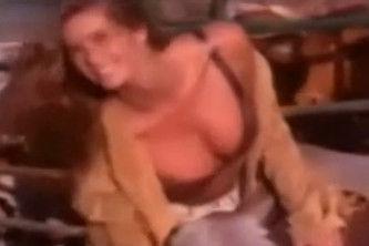 50岁超模晒裸照
