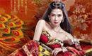 林志玲爆乳娇嗔代言游戏广告被指太A