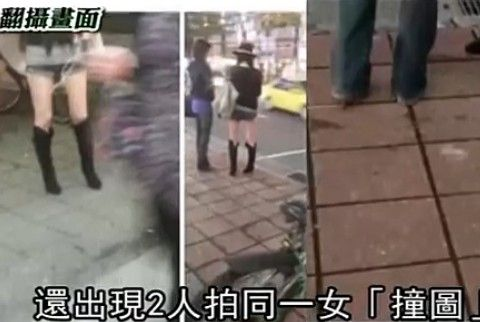 2千色狼美腿控偷拍女性裙底私处底裤照